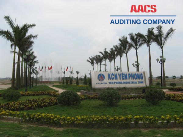 Dịch vụ kiểm toán tại Yên Phong